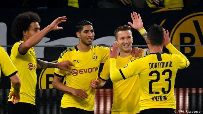 Soi kèo nhà cái Borussia Dortmund vs Monchengladbach– VĐQG Đức- 19/09/2020