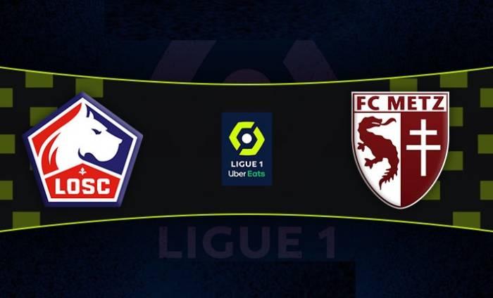 Soi kèo nhà cái Lille vs Metz– VĐQG Pháp- 13/09/2020