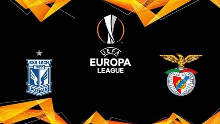 Soi kèo nhà cái Lech Poznan vs SL Benfica– Europa League- 22/10/2020