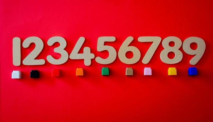 Giấc mơ thấy nhiều con số cung cấp cho bạn bộ số may mắn để chơi lô đề