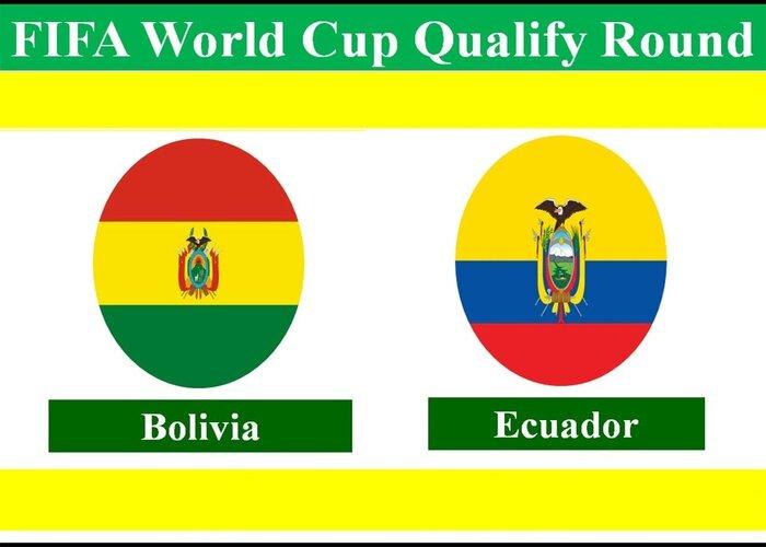 Soi kèo nhà cái Bolivia vs Ecuador– Vòng loại World Cup 2022- 13/11/2020