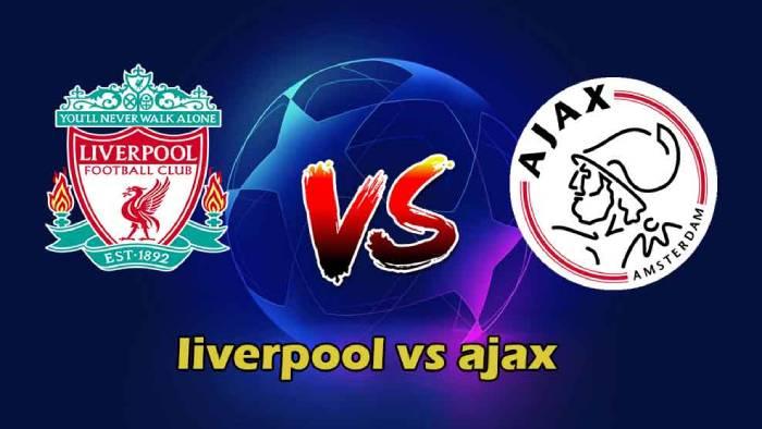 Soi kèo nhà cái Liverpool vs Ajax– Champions League- 02/12/2020