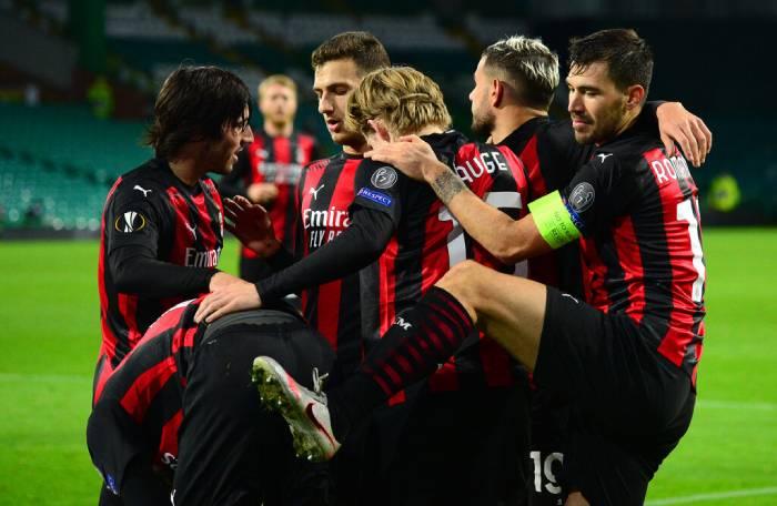 Soi kèo nhà cái AC Milan vs Celtic– Europa League- 04/12/2020