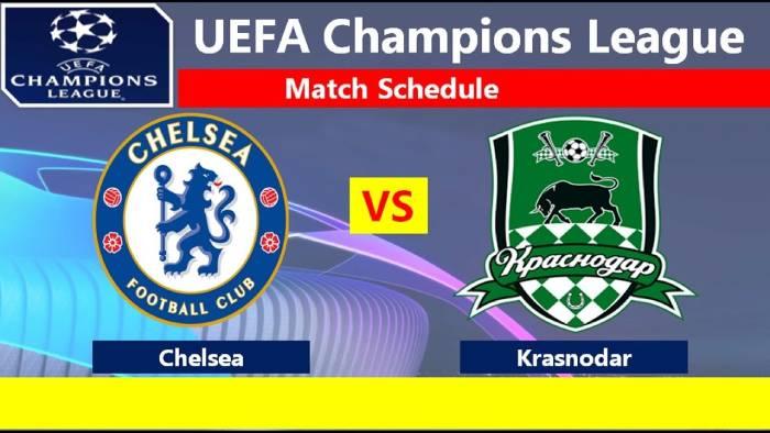 Soi kèo nhà cái Chelsea vs FC Krasnodar– Champions League- 09/12/2020