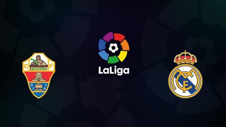 Soi kèo nhà cái Elche vs Real Madrid– VĐQG Tây Ban Nha- 31/12/2020