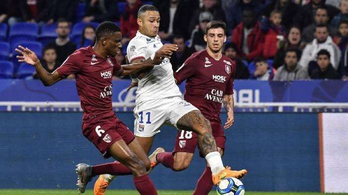 Soi kèo nhà cái Metz vs Lyon– VĐQG Pháp- 07/12/2020