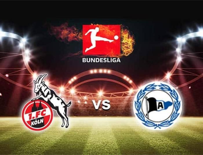Soi kèo nhà cái Koln vs Arminia Bielefeld – VĐQG Đức- 31/01/2021