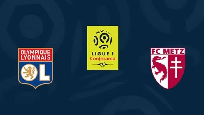 Soi kèo nhà cái Lyon vs Metz– VĐQG Pháp- 18/01/2021