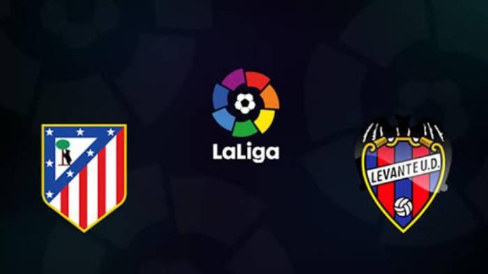 Soi kèo nhà cái Atletico Madrid vs Levante – VĐQG Tây Ban Nha- 20/02/2021