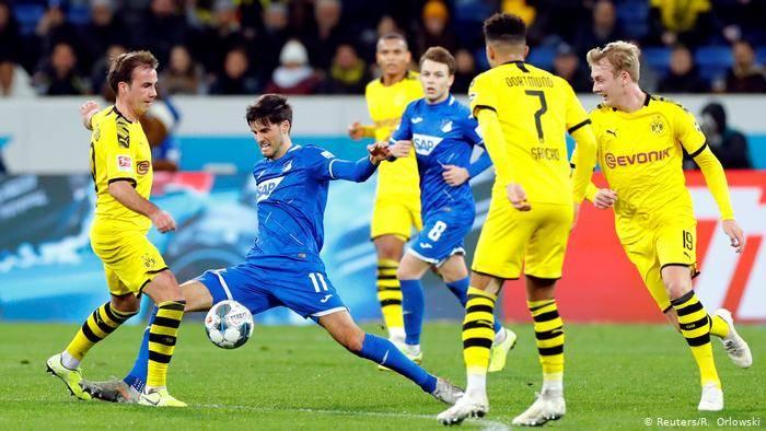 Soi kèo nhà cái Borussia Dortmund vs Hoffenheim – VĐQG Đức- 13/02/2021