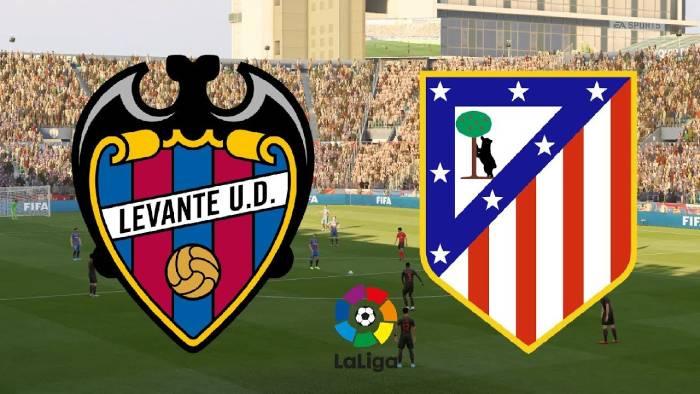 Soi kèo nhà cái Levante vs Atletico Madrid – VĐQG Tây Ban Nha- 18/02/2021