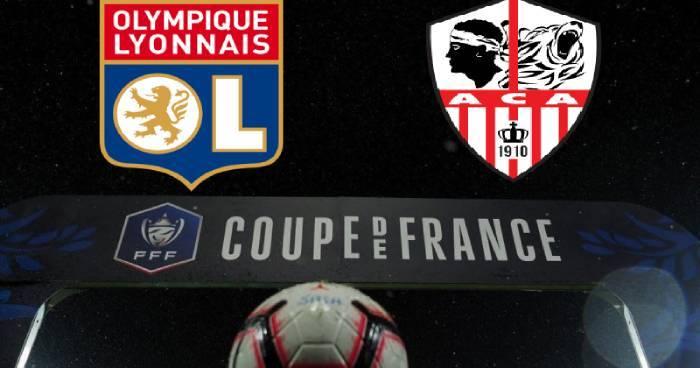 Soi kèo nhà cái Lyonnais vs Ajaccio – Cúp QG Pháp- 10/02/2021