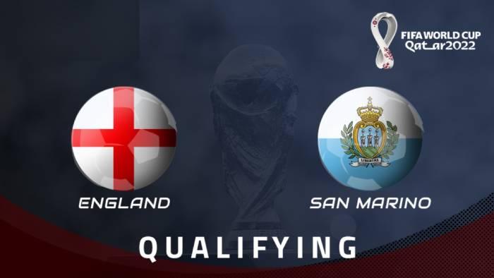 Soi kèo nhà cái Anh vs San Marino – Vòng loại World Cup 2022- 26/03/2021