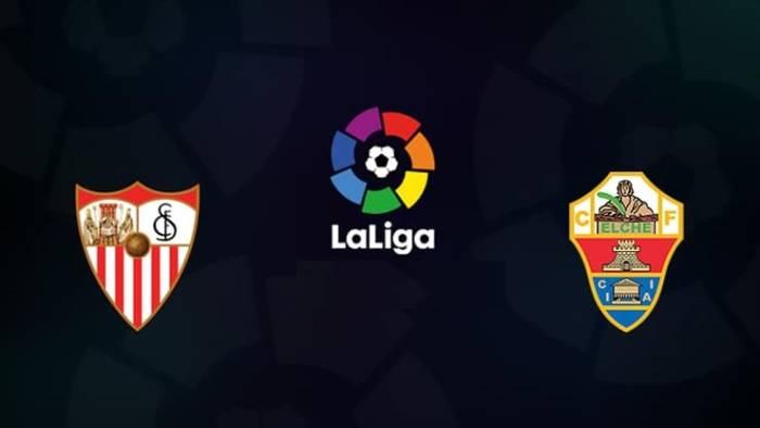 Soi kèo nhà cái Sevilla vs Elche – VĐQG Tây Ban Nha- 18/03/2021