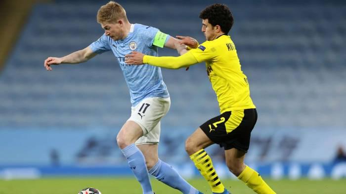 Soi kèo nhà cái Borussia Dortmund vs Manchester City – Champions League- 15/04/2021