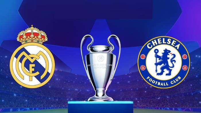 Soi kèo nhà cái Real Madrid vs Chelsea – Champions League- 28/04/2021